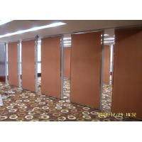 Buy cheap Lightweight Soundproof Movable Partition Walls For Recording Rooms from wholesalers
