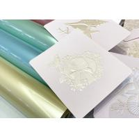 Buy cheap Pearl foil hot stamping foil from wholesalers