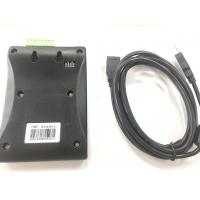 Buy cheap Compact Usb Interface Desktop Rfid Reader With Low Power / Uhf Rfid Scanner from wholesalers