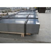 Buy cheap ASTM S31803 / S32205 Stainless Steel Sheets 4x8 , Highly Resistant To Sea Water from wholesalers