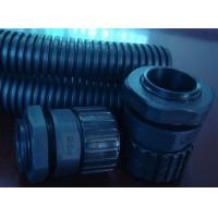 Buy cheap Flame Retardent Corrugated Flexible Tubing For Machinery / Electrical Equipment from wholesalers