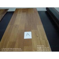 Buy cheap Finger-Jointed Solid Wood Flooring from wholesalers
