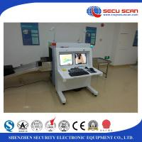 Buy cheap Hotel AT6550B X Ray baggage scanner machine , luggage security scanning equipment from wholesalers