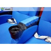 Buy cheap 80 Seats Big 4D Theater Moving Seats Movie Theater 7.1 Audio System product