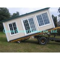 Buy cheap Labor Dormitory Portable Modular Homes With Cold Formed Steel Frame from wholesalers