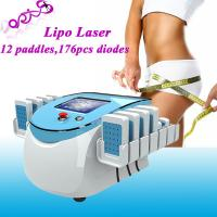 Buy cheap 176 diodes Smart Lipolaser Fat Dissolving System / Cellulite Removal Medical Device from wholesalers