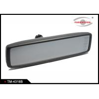 Buy cheap Smart Reversing Mirror Monitor / Car Mirror Camera System For Parking Assistant product