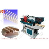 Buy cheap high effiency and speed wooden shovel handle making machine manufacturer in China from wholesalers