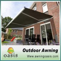 Buy cheap L98 water channel retractable awning from wholesalers
