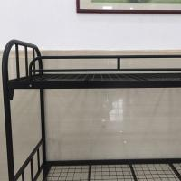 Buy cheap Furniture Home Kids Iron Bunk Beds Space Saving Design With Ladder from wholesalers