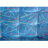 Buy cheap Polyester Car Upholstery Fabric / Vehicle Upholstery Fabric Venus Pattern from wholesalers