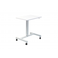 Buy cheap Ergonomic Height Adjustable Standing Desk Sit Stand Office Workstation from wholesalers