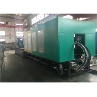 Buy cheap Rubbish Can Horizontal Plastic Injection Moulding Machine Hydraulic System 900 T from wholesalers