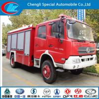 Buy cheap DF 4X2 water Fire Fighting Trucks(CLW1161) from wholesalers