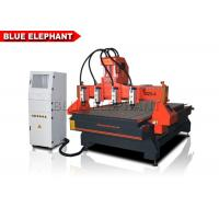 Buy cheap High Speed Spindle Metal Engraving Machine For Aluminum YAKO Driver System from wholesalers