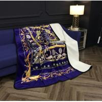 Buy cheap Flannel Plush Blanket / Travel Throw Blanket Customized Photo Digital Printing from wholesalers