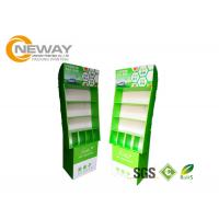 Buy cheap Free Standing POS Cardboard Advertising Displays With Pegs For Small Items from wholesalers