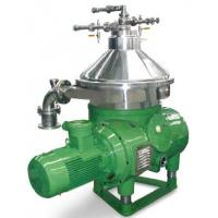 Buy cheap Fully Automatic Control Disk Industrial Biodiesel Oil Water Centrifuge Separators Filter from wholesalers
