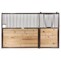 Buy cheap Bamboo Infill Horse Stable Doors Dutch With Double Wooden Sliding Door from wholesalers