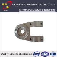 Buy cheap High Precision Stainless Steel Investment Casting For Metal Foundry Abrasion Proof from wholesalers