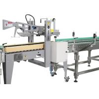 Buy cheap Competitive China Manufacturer Linear Carton Automatic Case Sealer , Plastic Bottle Packaging Machine from wholesalers