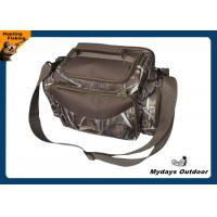 Buy cheap 14 Fashion Camo Hunting Shoulder Bag 2 Sided Zippers With Pvc Coating from wholesalers