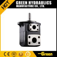 Buy cheap Denison T6 series single oil pump T6C T6D T6E hydraulic vane pump from wholesalers