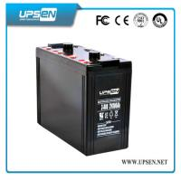 Buy cheap Long Life Valve Regulated Sealed Lead Acid Battery UPS Battery 12V 250ah from wholesalers