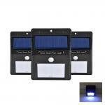 Buy cheap High Brightness IP65 Waterproof Outdoor Motion Sensor Light Solar Garden Light from wholesalers