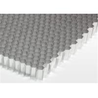 Buy cheap Building Materials Insulated Aluminum Honeycomb Sandwich Panels ISO 9001 Certification from wholesalers