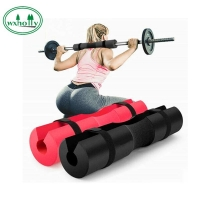 Buy cheap Non Slip High Density Exercises NBR Foam Barbell Pad from wholesalers