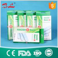 Buy cheap Transparent plastic band-aid/clear wound plaster from wholesalers