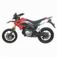 Buy cheap 50/150/250cc Dirt Bike with EEC Standard, 50cc with 2 Strokes, 250cc with Water-cooled Engine from wholesalers