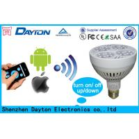 Buy cheap Energy Saving Dimmable Par30 Led Bulbs 35 W with WIFI Control from wholesalers