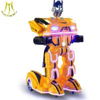 Buy cheap Hansel  12v robot fiberglass robot amusement park rides 2018 from wholesalers