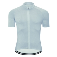 China Reflective Custom Club Cut Men Cycling Jersey With European Sizing on sale