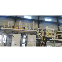 Buy cheap WJ250-2200 7 ply corrugated cardboard production line with high speed from wholesalers