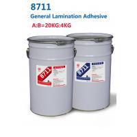 8711 General Lamination adhesive  Flexible packaging  Polyurethane adhesive