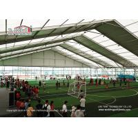 Buy cheap Large Waterproof Tents For Outdoor Events / Bespoke Sports Game / Football Court from wholesalers