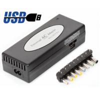 Buy cheap 120W Manual Universal Laptop Adapter with USB Port 8 tips from wholesalers