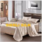 Buy cheap Best quality mulberry silk  Silk Sheet Set, Silk Pillow Case, Silk Flat Sheet, Silk Fitted Sheet, Silk Duvet Cover from wholesalers
