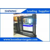 Buy cheap 50HZ RFID 24V Intelligent Automatic Swing Gate With Accurate Time Control from wholesalers