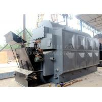 Buy cheap Assembled Coal Fired Residential Boiler Eco - Friendly Marine Water Tube Boiler from wholesalers