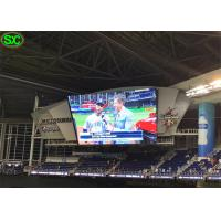 Buy cheap P8 Sport Stadium Timer Video Led Display Rgb 120 Degree Viewing Angle from wholesalers