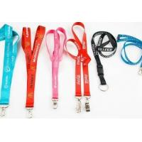 Buy cheap Custom Printed Neck Lanyards from wholesalers