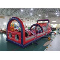 Buy cheap Hot Sale Inflatable Obstacle Challenges, Inflatable Party Rental Sport Games from wholesalers