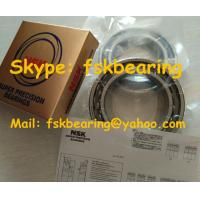 P5 P4 NSK 7012 Single Row Ball Bearings with Nylon Cage , Free Combination for sale