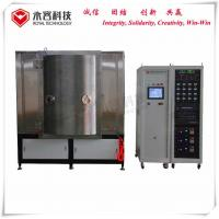 Buy cheap Uv Pvd Vacuum Coating Machine Physical Clean Green Chrome Plating Without Chemical from wholesalers