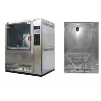 1000L Volume Dust Test Chamber AC380V 50 / 60Hz With Centrifugal Fan Blower