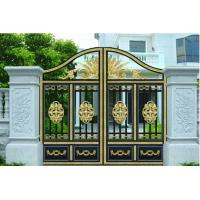 Buy cheap Courtyard Gate garden plant accessories with Optional Model 120W 1200N 4.5m electric courtyard door carport from wholesalers
